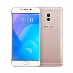 MEIZU M721H M6 NOTE 16Gb LTE GOLD (2 SIM, ANDROID)