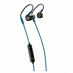 Наушники Bluetooth, Canyon Bluetooth sport earphones with microphone, 0.3m cable, blue. (H2CNSSBTHS1BL)