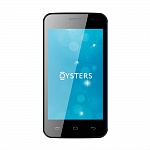 OYSTERS INDIAN V BLACK BLUE (2 SIM, ANDROID)