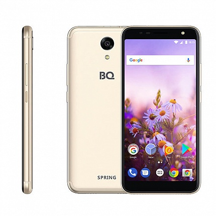 BQ 5702 SPRING GOLD (ANDROID, 2 SIM)