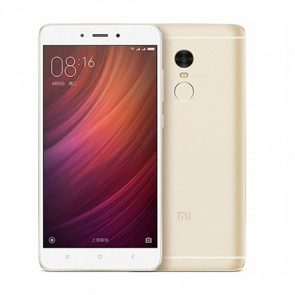 XIAOMI REDMI 4 16Gb LTE GOLD (2 SIM, ANDROID)