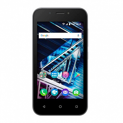 BQ 4028 UP! BLACK (2 SIM, ANDROID)