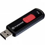 USB 4GB Transcend JetFlash 500 Black