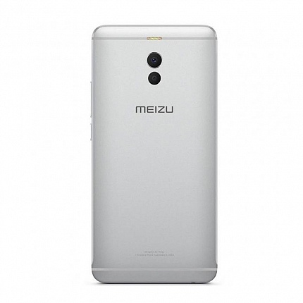 MEIZU M721H M6 NOTE 16Gb LTE SILVER (2 SIM, ANDROID)