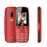 BQ 1841 PLAY RED (2 SIM)