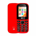 BQ 1807 STEP+ RED (2 SIM)