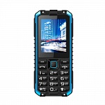 VERTEX K204 IP68 BLACK BLUE (2 SIM)