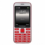 PRESTIGIO PFP1281 GRACE A1 IP68 RED (2 SIM)