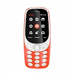 NOKIA 3310 DS TA-1030 WARM RED