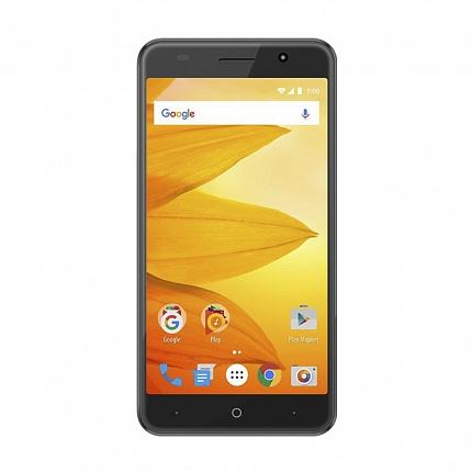VERTEX IMPRESS SUN LTE BLACK (2 SIM, ANDROID)