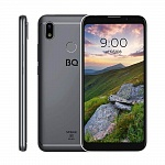 BQ 5535L STRIKE POWER PLUS LTE GRAY (2 SIM, ANDROID)
