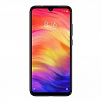 XIAOMI REDMI NOTE 7 4GB+128Gb LTE BLACK (2 SIM, ANDROID)