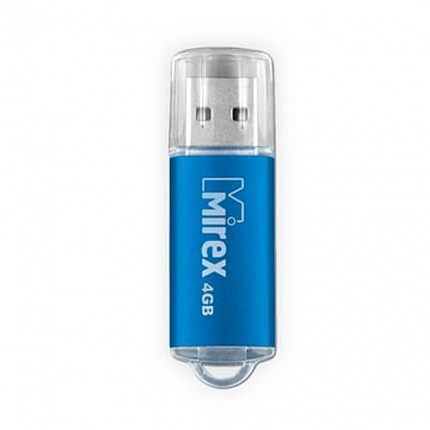 USB 4GB MIREX UNIT AQUA