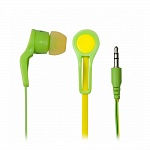 Наушники RITMIX RH-014 Green+ Yellow