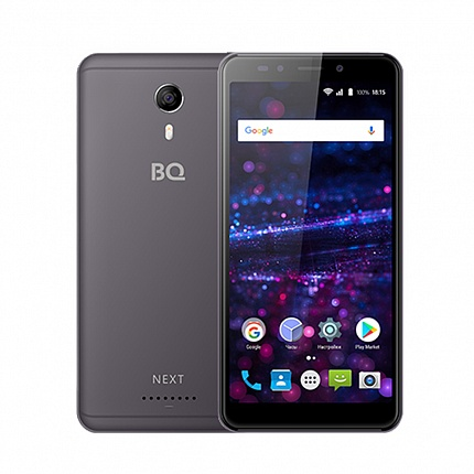 BQ 5522 NEXT GRAY (2 SIM, ANDROID)
