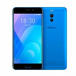 MEIZU M721H M6 NOTE 16Gb LTE BLUE (2 SIM, ANDROID)