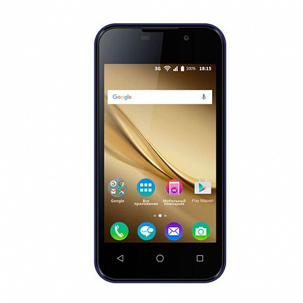 BQ 4072 STRIKE MINI BLUE (2 SIM, ANDROID)