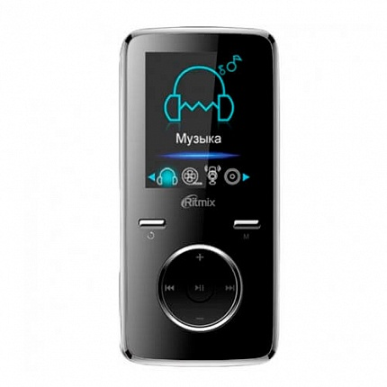 Плеер MP3 RITMIX RF-4950 16Gb Black