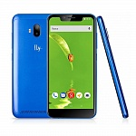 FLY VIEW LTE BLUE (2 SIM, ANDROID)